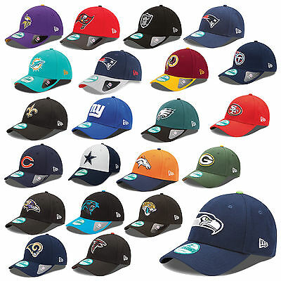 New era Cappello 9FORTY NFL 16/17 The League Seahawks Patriots Giganti Raiders