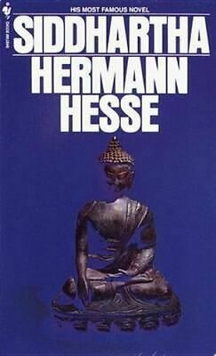 NEW Siddhartha By Hermann Hesse Paperback Free Shipping