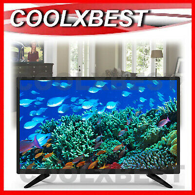 """PHILIPS 24"""" HD DIGITAL CRYSTAL CLEAR LED TV with USB PVR MPEG4 KITCHEN BEDROOM"""
