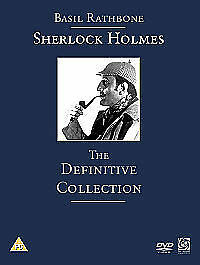 Sherlock Holmes - The Definitive Collection (Digitally Remastered) [DVD], New, D