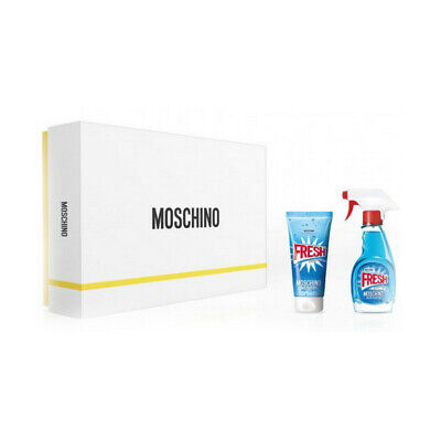 Parfumset voor Dames Fresh Couture Moschino (2 pcs)