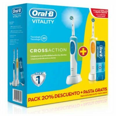 Elektrische tandenborstel Oral-B DUO VIT.CROSS 2 (3 pcs)