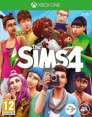 The Sims 4 Microsoft Xbox One Game.