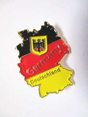Germany Pin with Eagle Pin Germany with Pressure Lock