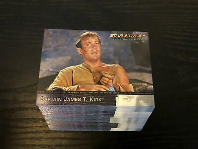 Star Trek 40th Anniversary Trading Cards - 90 Card base set