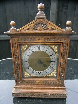 19th / Early 20th Century Mantle Clock / W&H / my ref 50