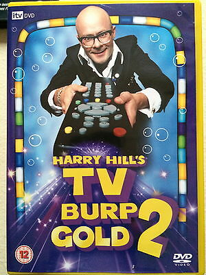 TV Burp Oro Vol.2 DVD Harry Hill Comedia Británica Serie Compilation Of Best