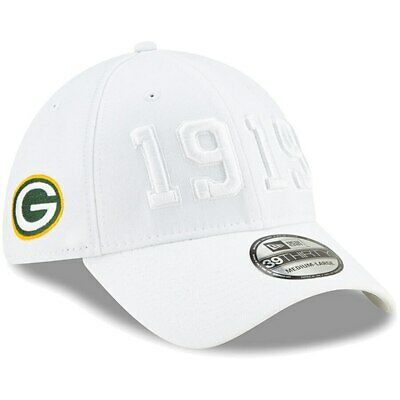 New Era 2019 Green Bay Packers Sideline Color Rush On Field 39Thirty Hat NFL