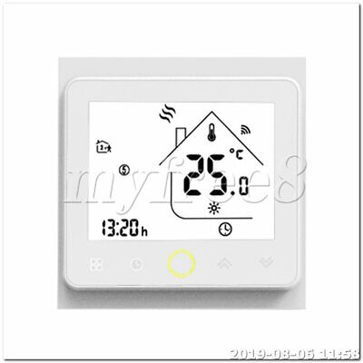 Wifi Electric Floor Heating Thermostat  Intelligent Temperature Control stlye 1