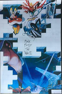 Pink Floyd The Wall  UK Import Poster 24 x 36