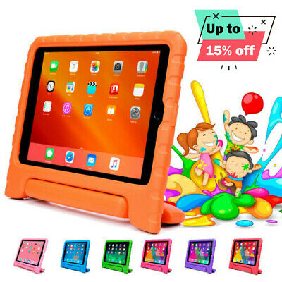 Kids Shockproof Handle Case for iPad 9.7 6th Gen 10.5 12.9 Pro Mini 123 4 Air