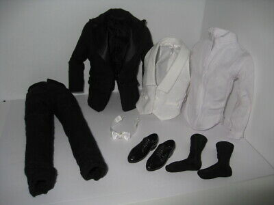 Silkstone Ken Doll Outfit - Tailored Tuxedo Fashion Only - Mint & Complete
