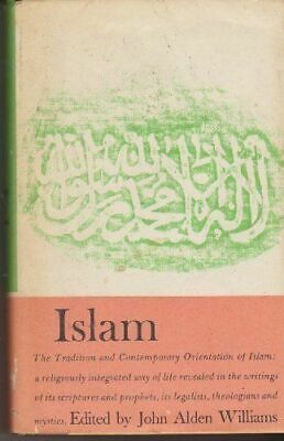 Islam John Alden Williams Hardback 1961 Great Religions Modern Man Prophets Life