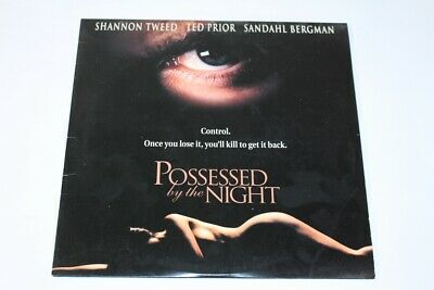 Rare Laserdisc Possessed by the Night Shannon Tweed Ted Prior Sandahl Bergman