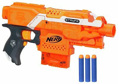 Nerf N-Strike Elite Stryfe Blaster Gun with 6 Darts