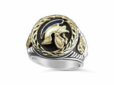 Roman Pro Counsel SPQR Ring Artisan made sterling silver