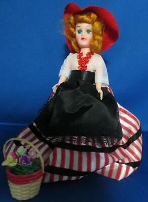 Dolls of World France Collectible Atlantic Richfield ARCO Gas Vintage 1960s fr