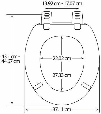 Phenomenal New Wickes White Wood Effect Toilet Seat No Tags Boxed Pabps2019 Chair Design Images Pabps2019Com