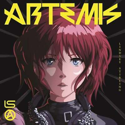 LINDSEY STIRLING  Artemis ( Neues Pop Album 2019 )  CD  NEU & OVP 06.09.2019