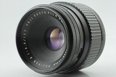 [As-Is] Fuji Fujinon S 100mm f/3.5 Black for G690 BLP GL690 GM670 From JAPAN#046
