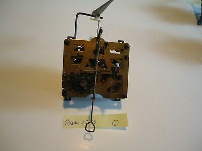 Vintage Regula 25-78 Cuckoo Clock Movement With Bird for parts or repair S