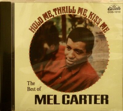 THE BEST OF MEL CARTER 'Hold Me, Thrill Me, Kiss Me' - 30 Tracks