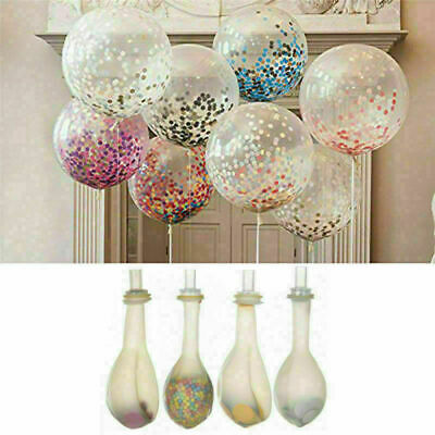 100Pcs Colorful Pearl Latex Party Wedding Birthday 10 inch Balloon Celebration