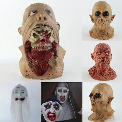 Bloody Zombie Monster Resident Evil Mask Halloween Horror Costume Party Mask US