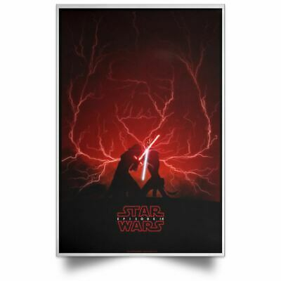 Star Wars Episode IX - The Rise of Skywalker Poster High Quality 12x18 16x24 24x