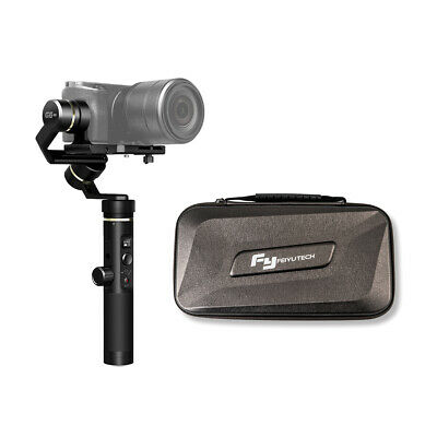 3-Axis Gimbal Stabilizer G6 Plus Payload 28 oz for Smartphone, Sports Cameras