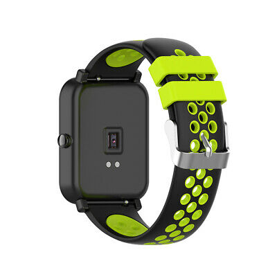 Soft Silicone Watch Band Wrist Strap Bracelet Replacement for Huami Amazfit Bip