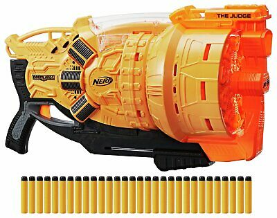 Nerf Doomlands The Judge Blaster with 30 Doomlands Darts