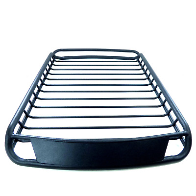 Expedition Universal Steel Everyday Heavy-Duty Full Basket Roof Rack
