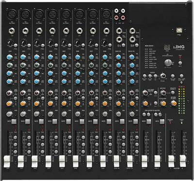 1633257-IMG Stage Line 20.2830 - Mixer professionale a 10 canali audio