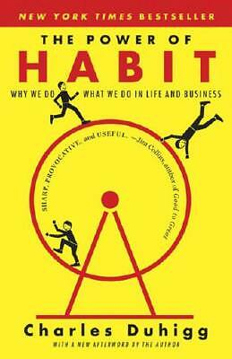 The Power of Habit by Charles Duhigg (author)