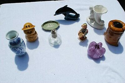 Joblot of ceramics - Poole/Sylvac/Wedgewood/Hummel etc.. 9 items all in vgc