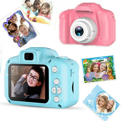 1080P Mini Digital Camera For Children Kids Baby Cute Camcorder Video Recorder