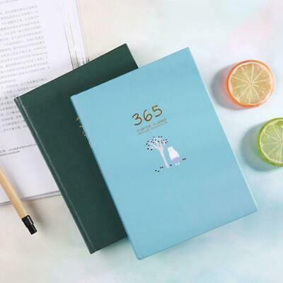 Cute Stationery Notebook Planner Weekly Monthly Daily Diary Notebooks Journals