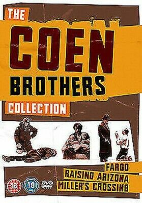The Coen Hermanos Colección - Fargo / Raising Arizona/Millers Crossing DVD Ne