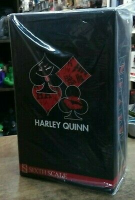 Harley Quinn 1/6th Scale Figure DC Comics Sideshow Collectibles NEW IN BOX