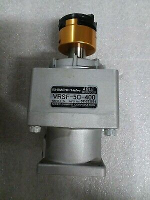 Shimpo-Nidec VRSF-5C-400 Able Reducer 1:5 Ratio VRSF5C400 - 60 day warranty