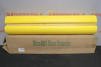 UltraTech Ultra I-Beam Protector Wall Protection 3' New Lot of 2