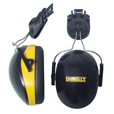 De Walt Interceptor Cap Mount Ear Muffs - Hearing Protection
