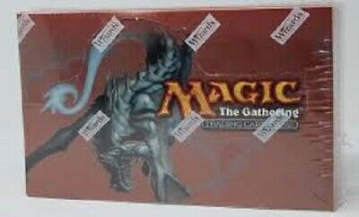 Mtg Magic The Gathering Scourge English Booster Box
