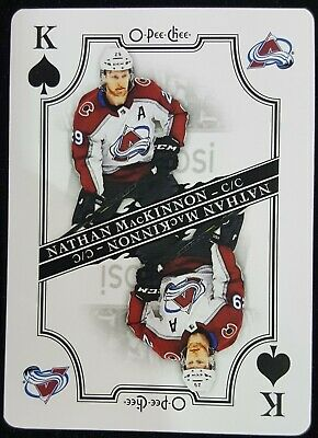 19-20 OPC O-PEE-CHEE Playing Cards PICK FROM LIST (Pre-sale Sep 5th)