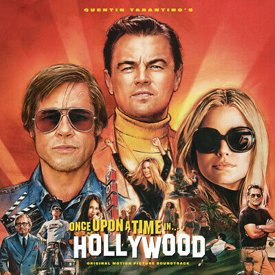 PRE-ORDER Quentin Tarantino's Once Upon Time Hollywood / Ost [Vinyl New]