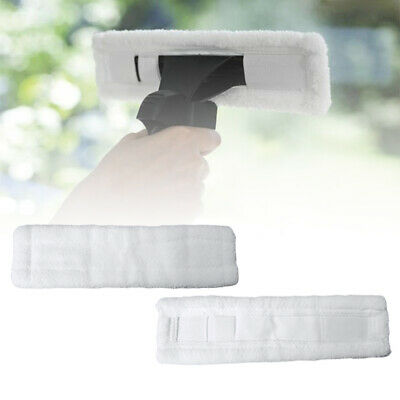 2 X For KARCHER WV2,WV5,WV50,WV55,WV60 Cleaner Cloth Hand Tool Cleaning Pads