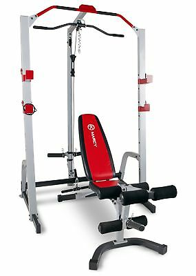 Marcy MD-8851R Rack & Bench.