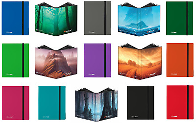 ULTRA PRO 9-Pocket Eclipse Pro-Binder für 360 Karten Sammelalbum Magic, Pokemon