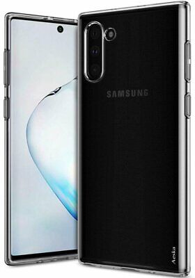 For Galaxy Note 10 / Note 10 Plus / Note 10+ 5G Case Clear Ghostek Covert Cover